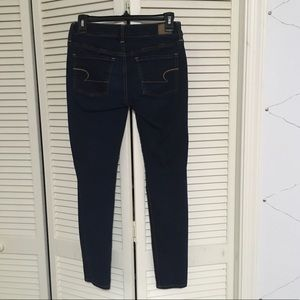 American Eagle Outfitters Jeans - American Eagle Dark Wash Jeggings